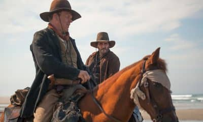 The Sisters Brothers movie 2018