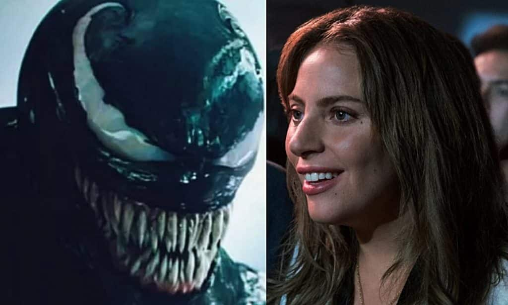 Venom Movie Lady Gaga A Star Is Born
