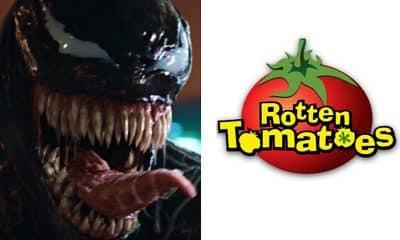 Venom Movie Rotten Tomatoes