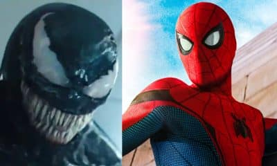 Venom Movie Spider-Man Tom Hardy