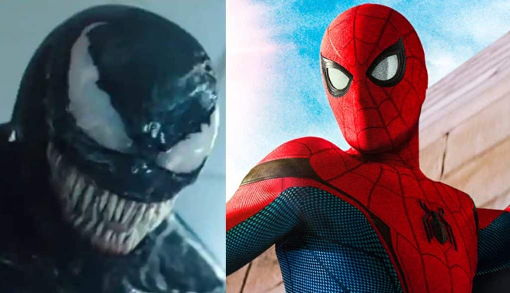 Venom Movie Spider-Man Tom Hardy