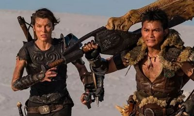 Monster Hunter Movie Milla Jovovich