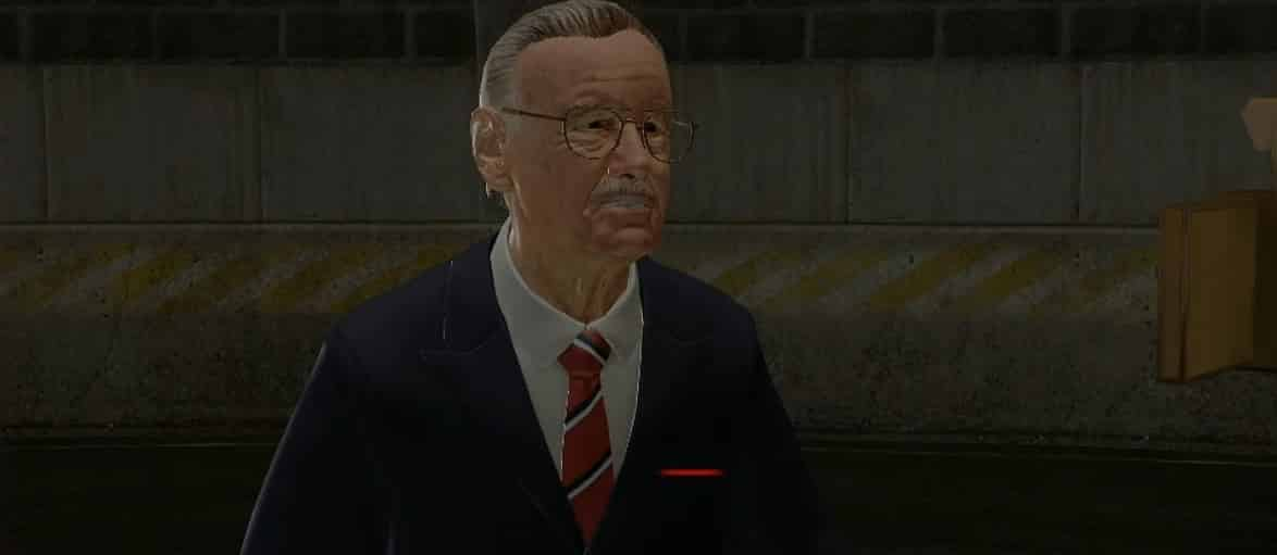 Stan Lee Ultimate Alliance 2