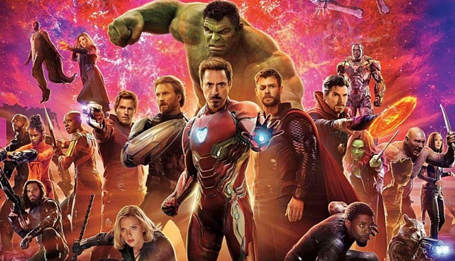 Avengers 4 Release