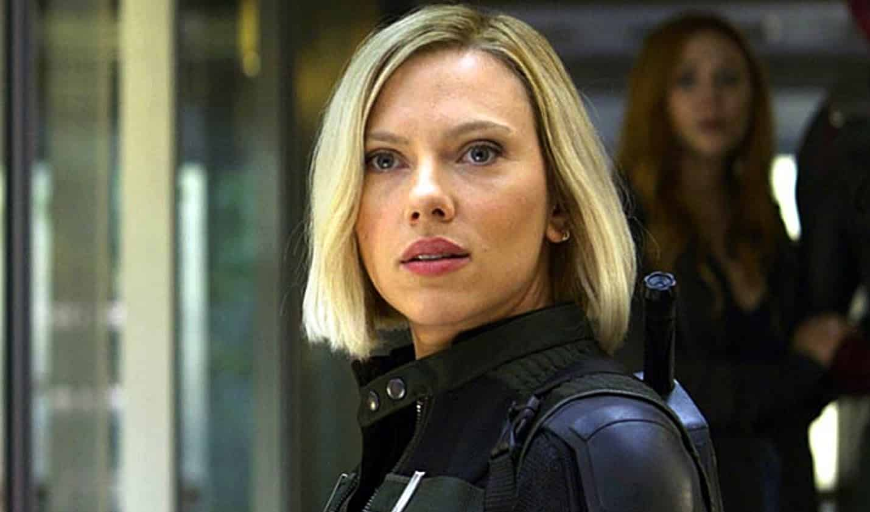 Avengers 4 Black Widow