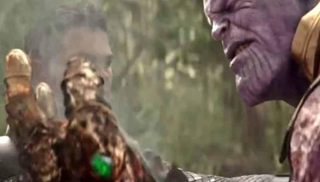 Avengers 4 Thanos Snap