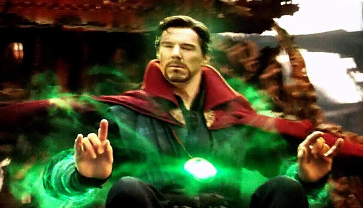 avengers: infinity war' scene may reveal 'avengers 4' trailer