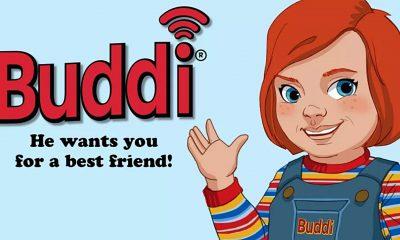 Child's Play Buddi Doll