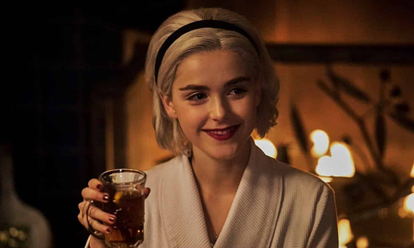 Chilling Adventures Of Sabrina Christmas Special Hits