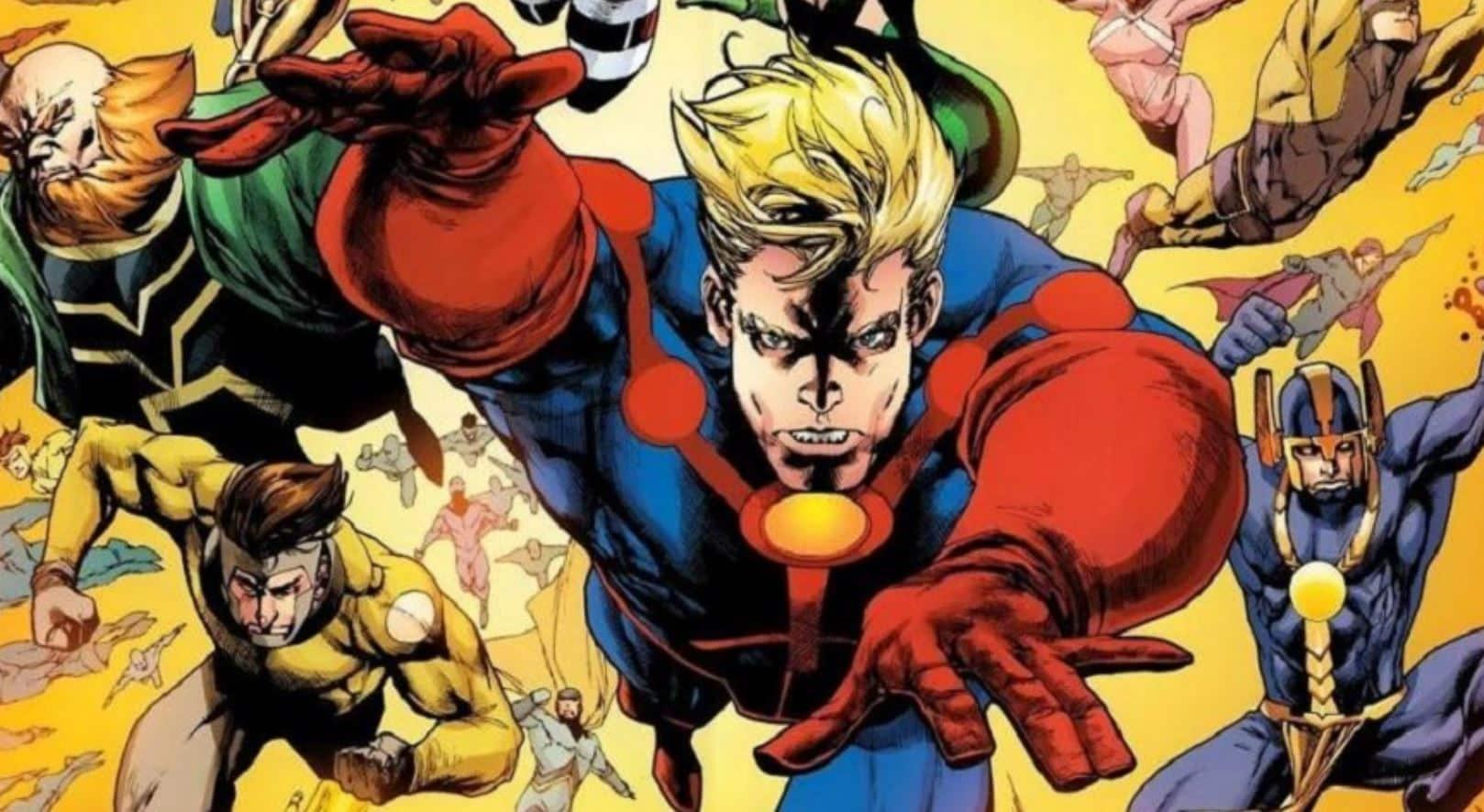 Image result for marvel eternals