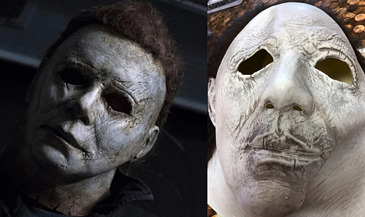 Halloween Movie 2018 Michael Myers Mask