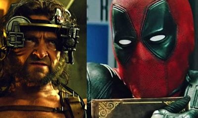 Hugh Jackman Ryan Reynolds Once Upon A Deadpool