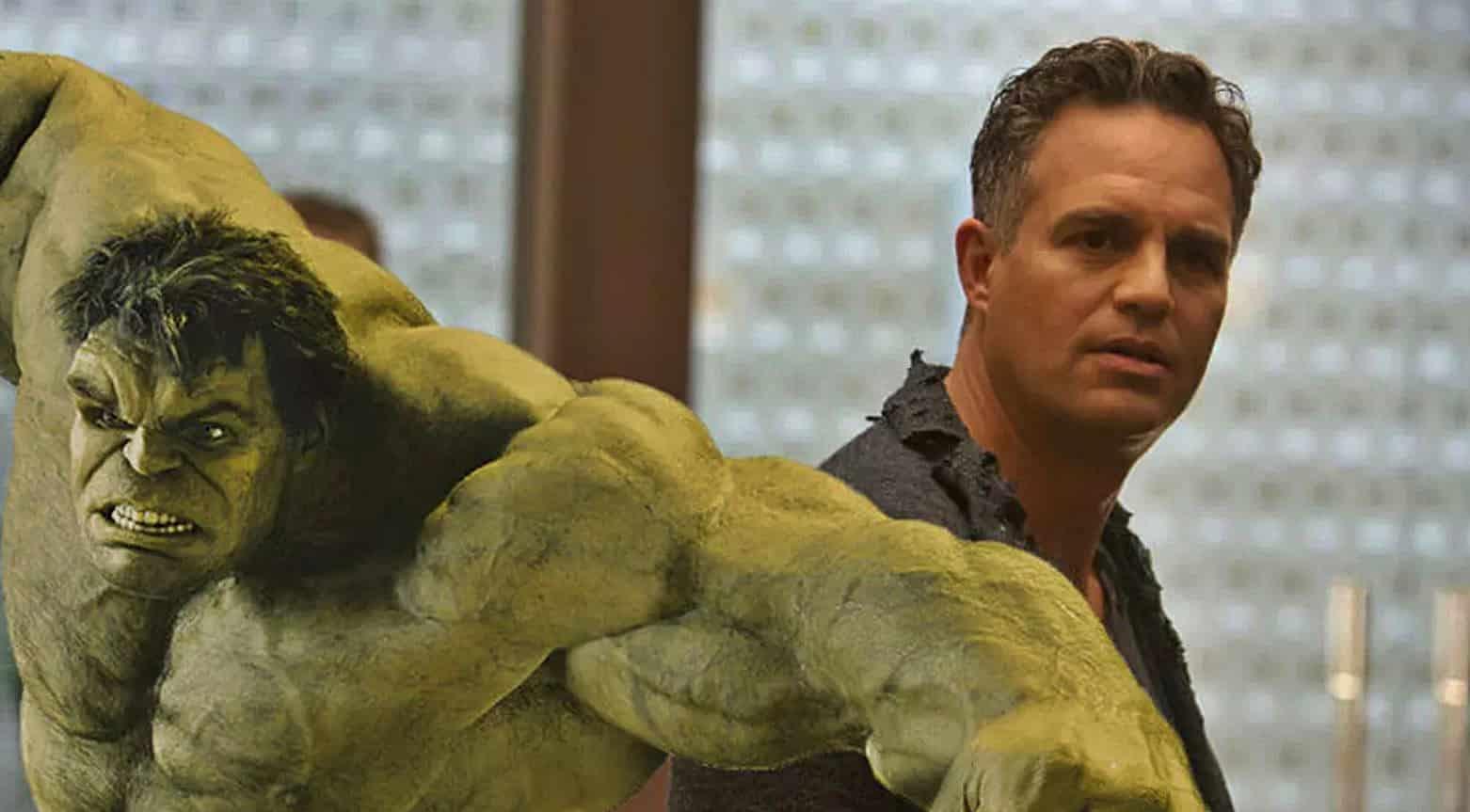 Mark Ruffalo Avengers 4 Hulk