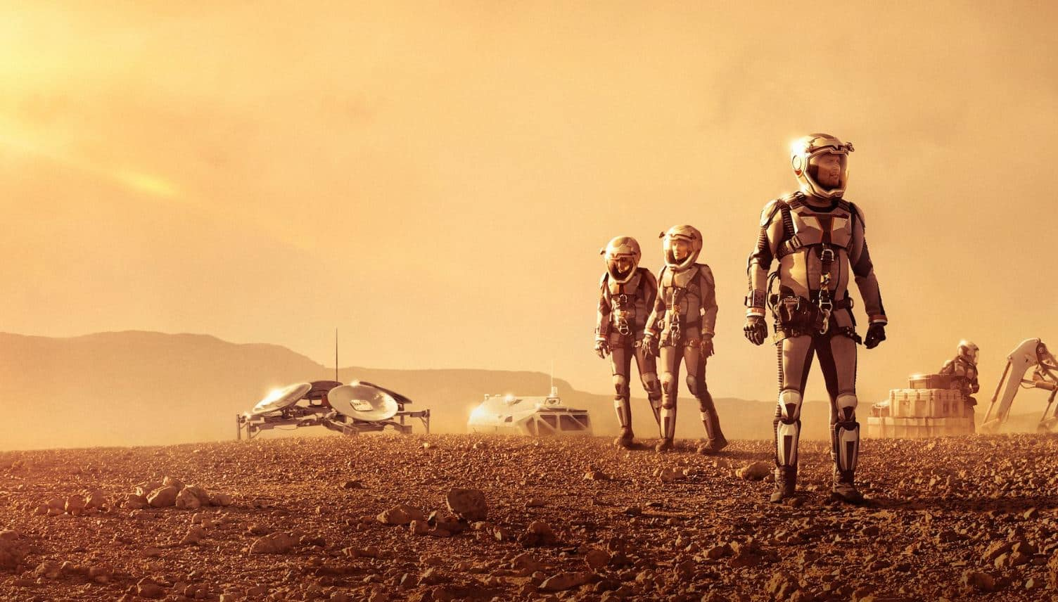 Mars Season 2 National Geographic