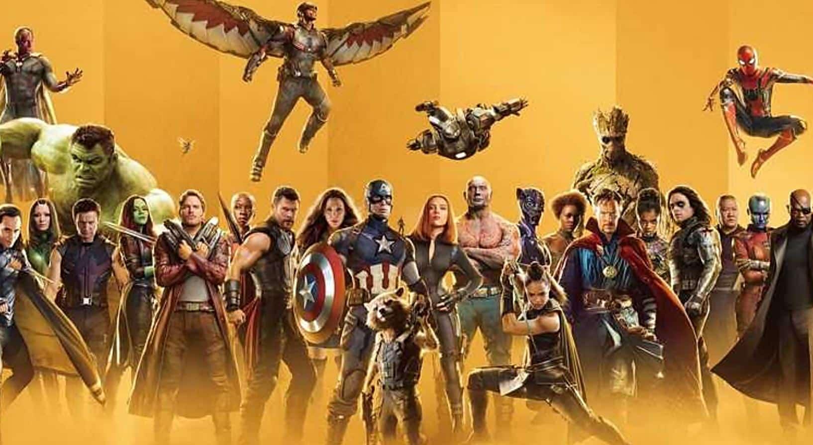 Marvel Studios Just Released An Official Mcu Timeline