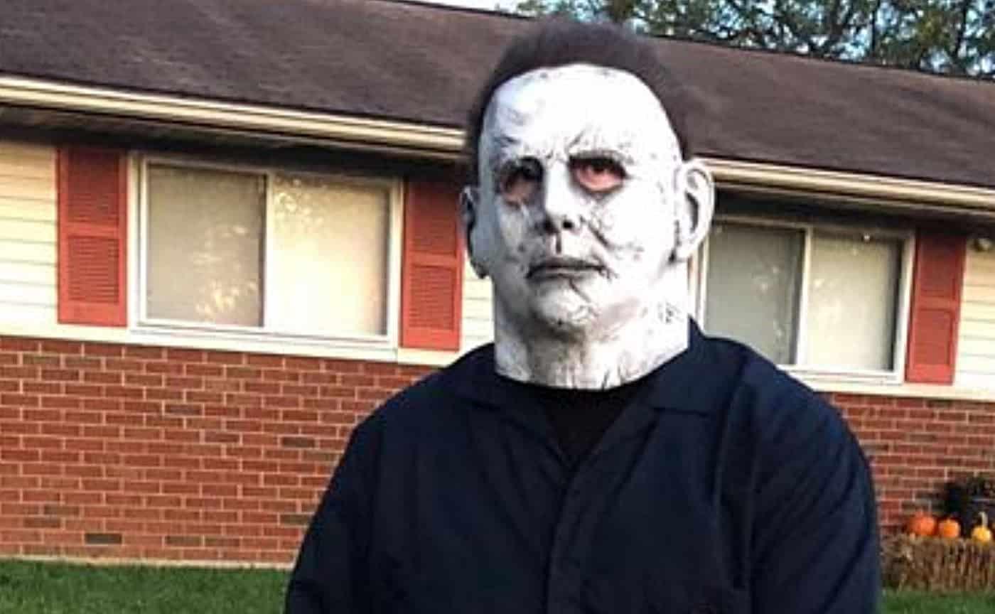 Michael Myers Mask Counterfeit