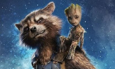Rocket Raccoon Groot Disney Plus