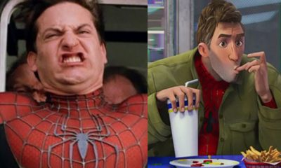 Spider-Man: Into The Spider-Verse Tobey Maguire