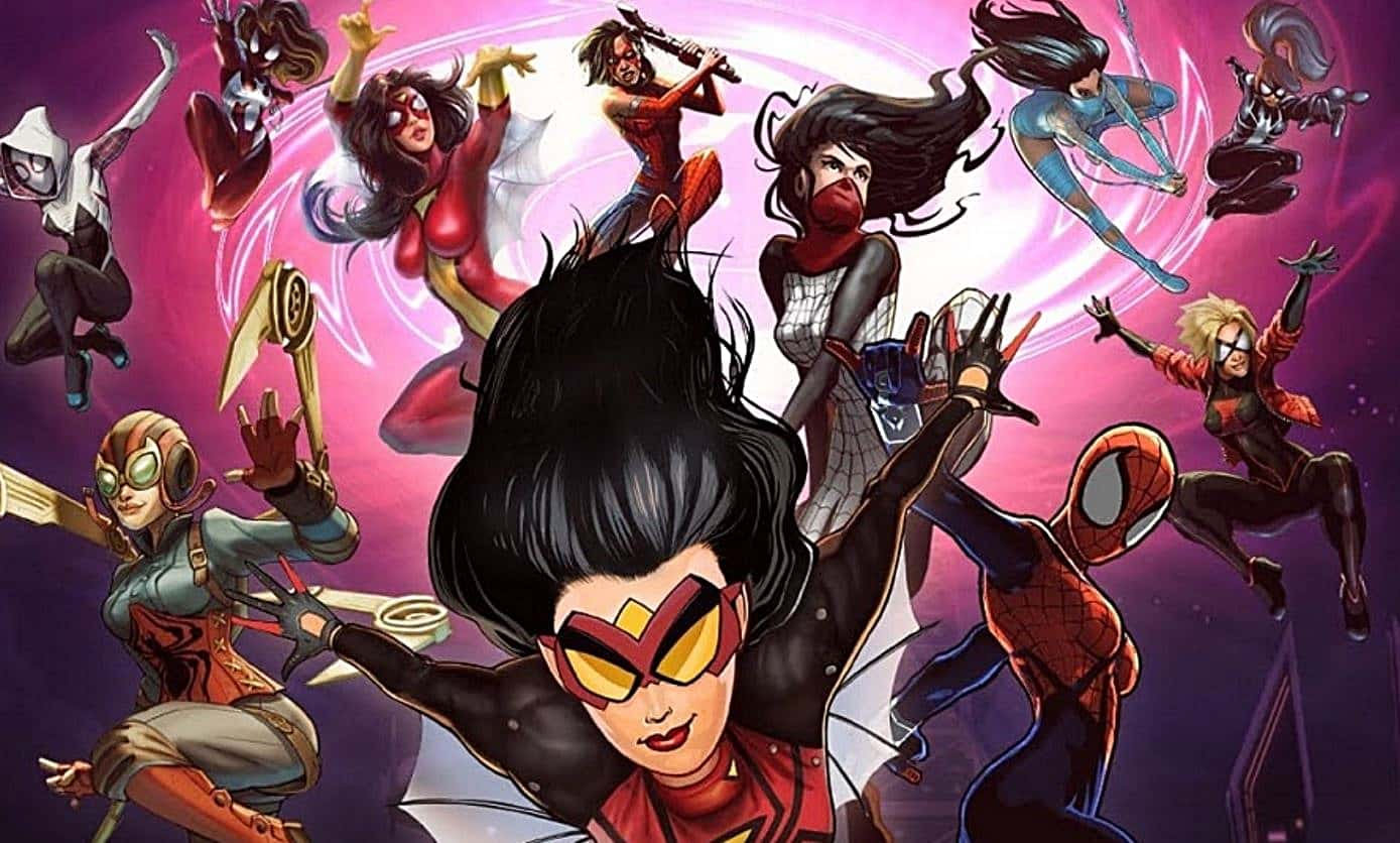 Spider-Women Sony