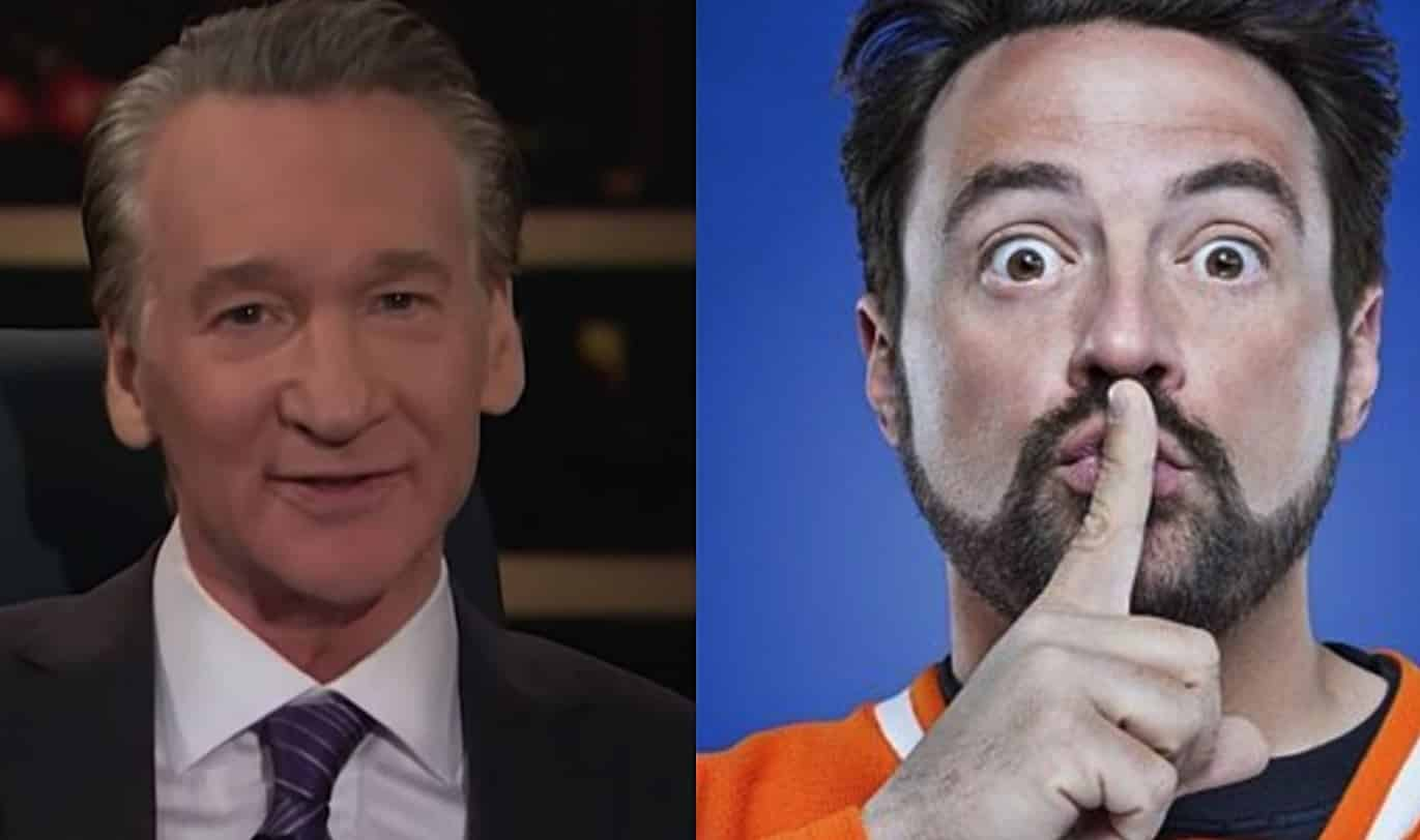 Stan Lee Bill Maher Kevin Smith