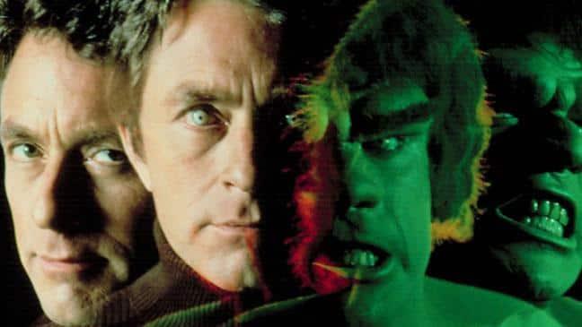the incredible hulk series