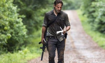 The Walking Dead Andrew Lincoln Rick Grimes