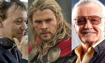 Thor Sam Raimi Stan Lee