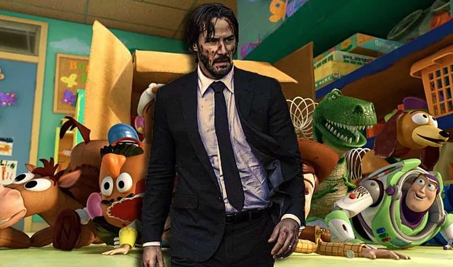 Toy Story 4 Keanu Reeves