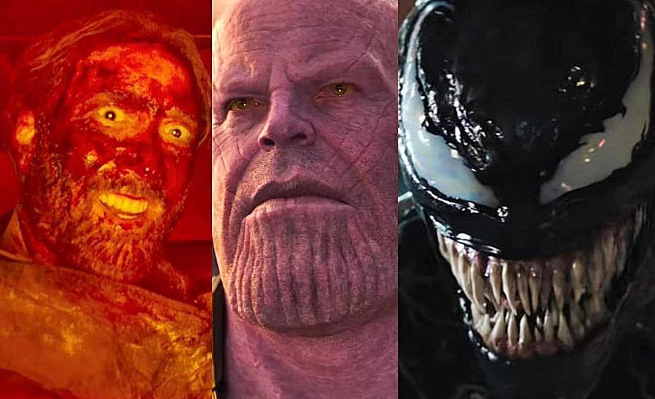 2018 Best And Worst Movies