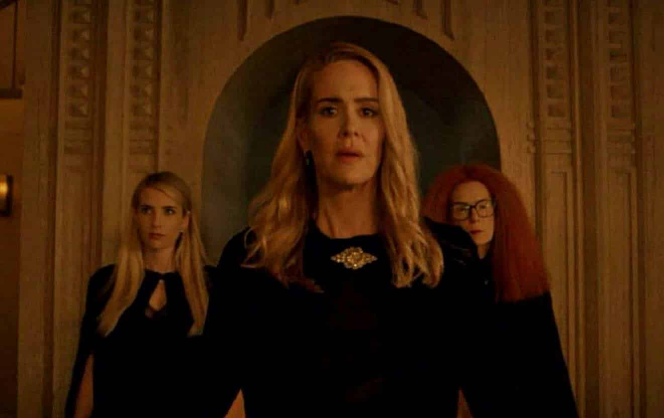 American Horror Story Coven Witches