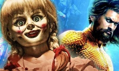 Annabelle Aquaman Movie
