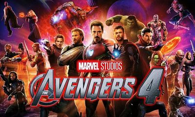 Avengers 4 Trailer Release