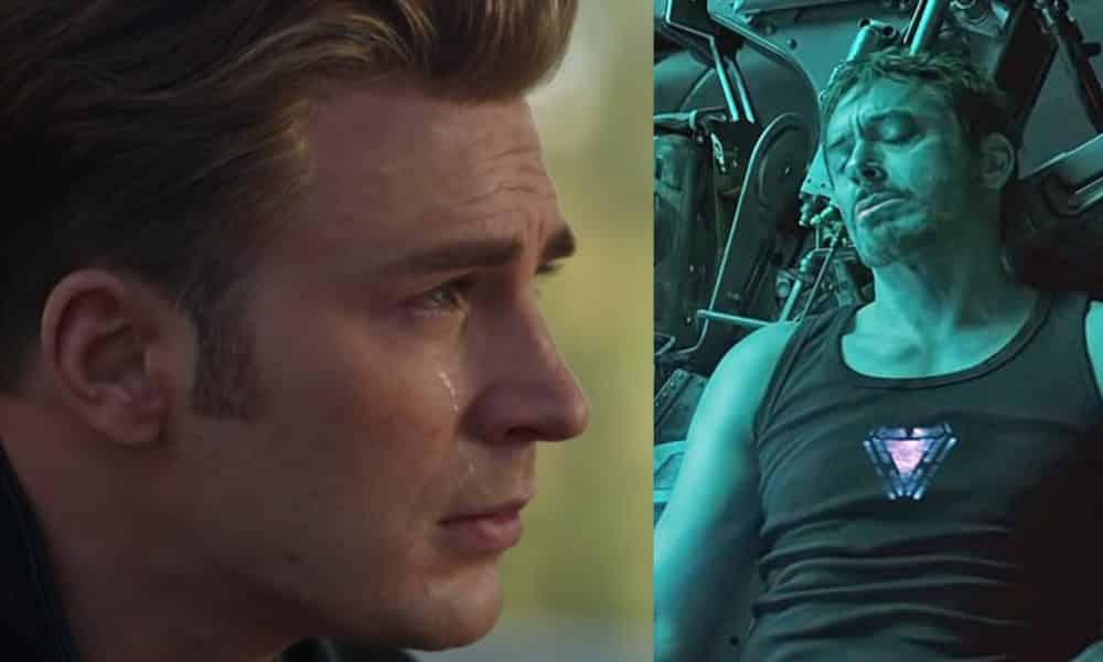 Avengers: Endgame Time Travel