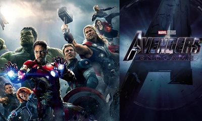 Avengers: Endgame Age of Ultron