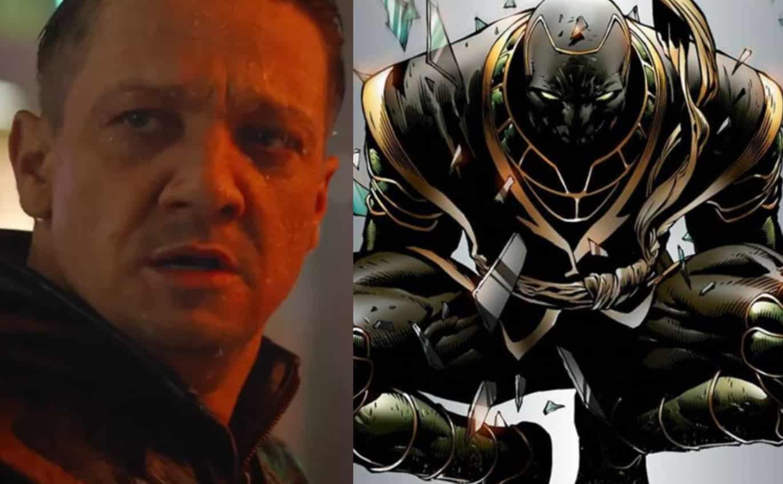 Avengers: Endgame Hawkeye Ronin