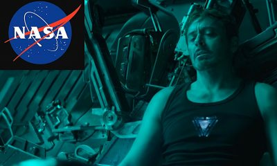 Avengers: Endgame NASA