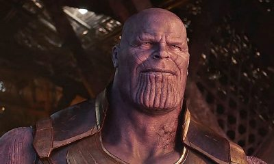 Avengers: Infinity War Ending Thanos