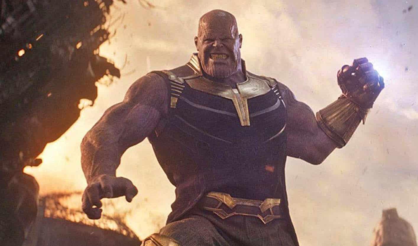 Avengers: Infinity War Netflix Thanos