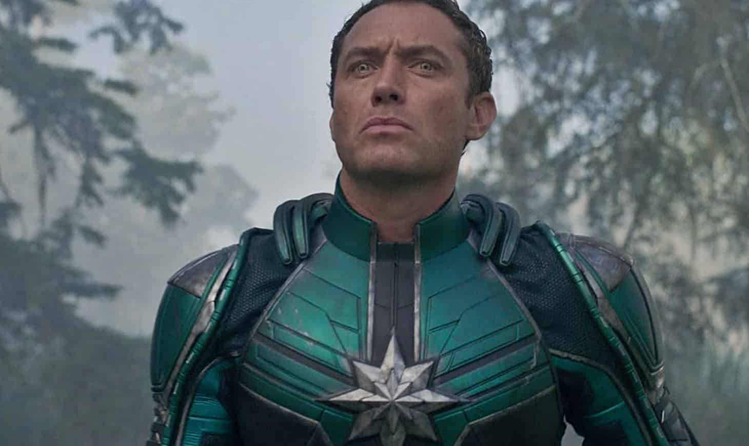 Captain Marvel Jude Law