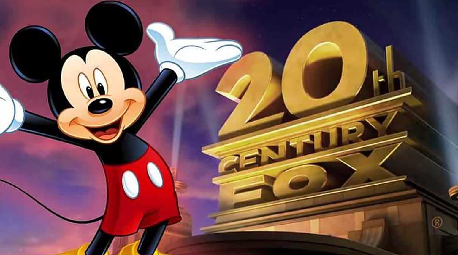 Disney Fox Merger