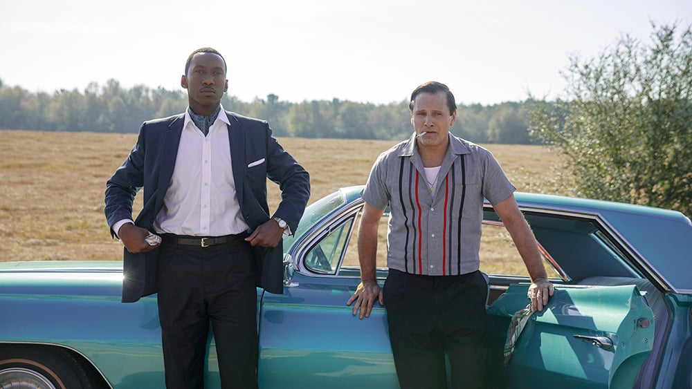 Green Book movie