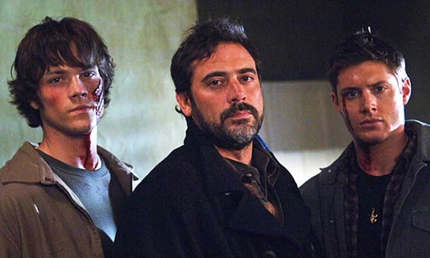 Jeffrey Dean Morgan Supernatural