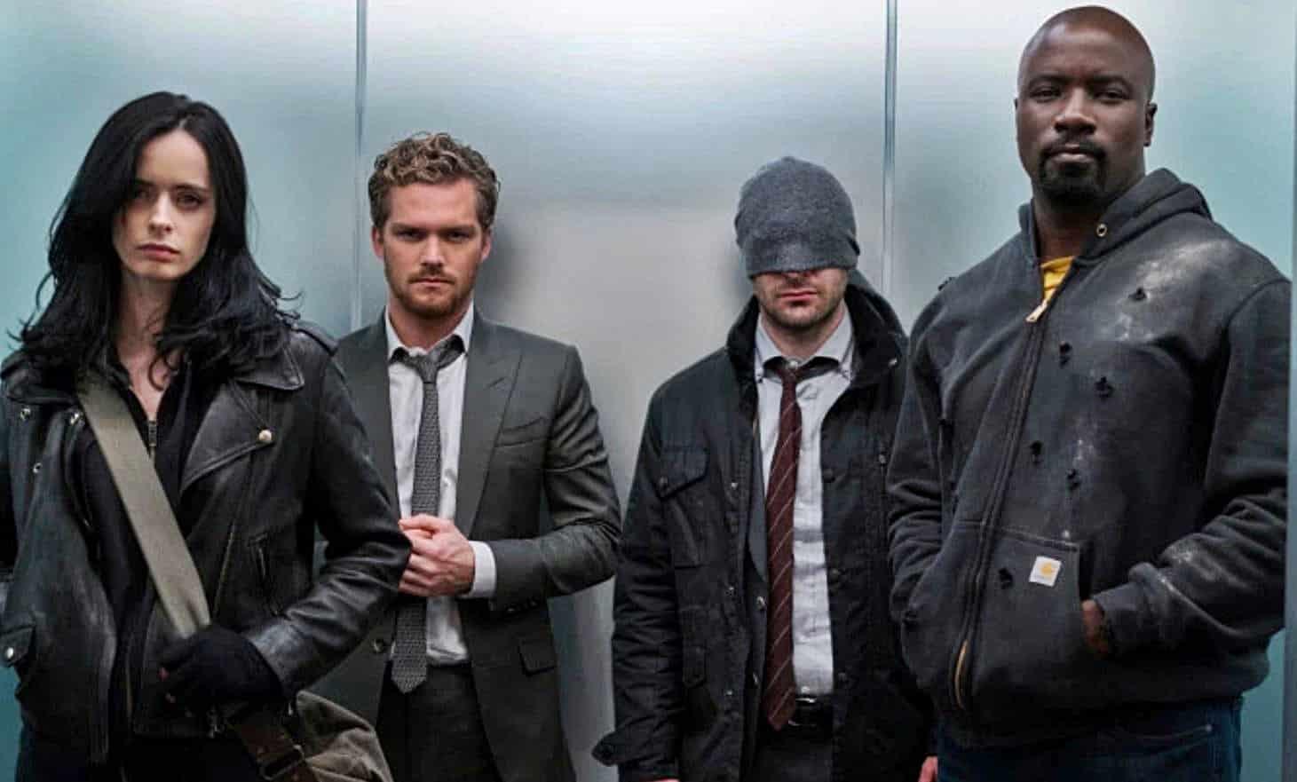 Marvel Netflix Shows
