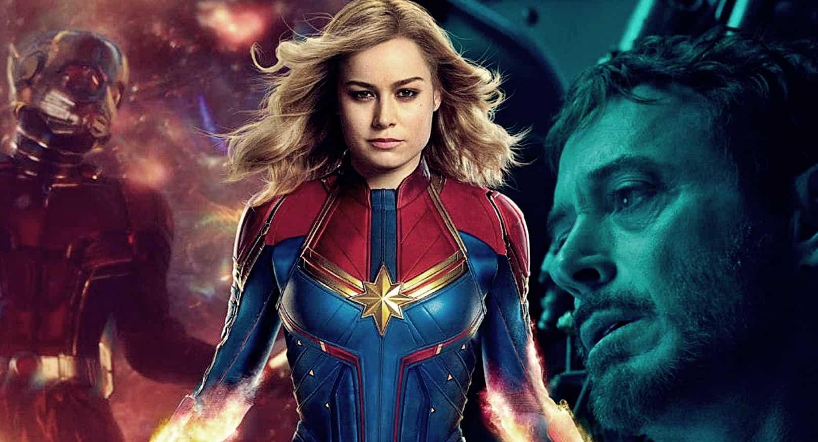 MCU Phase 4 Captain Marvel