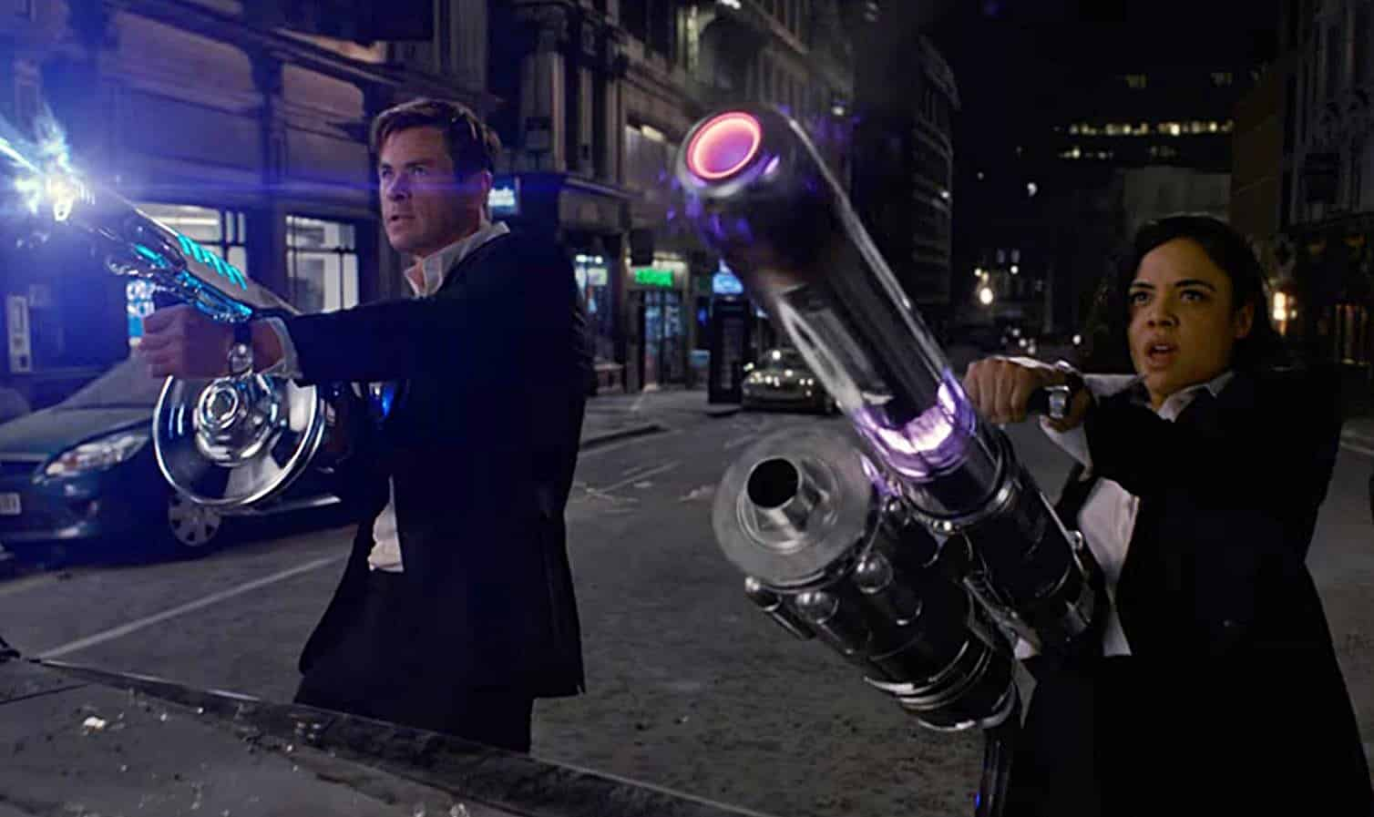 Image result for Men in Black: International