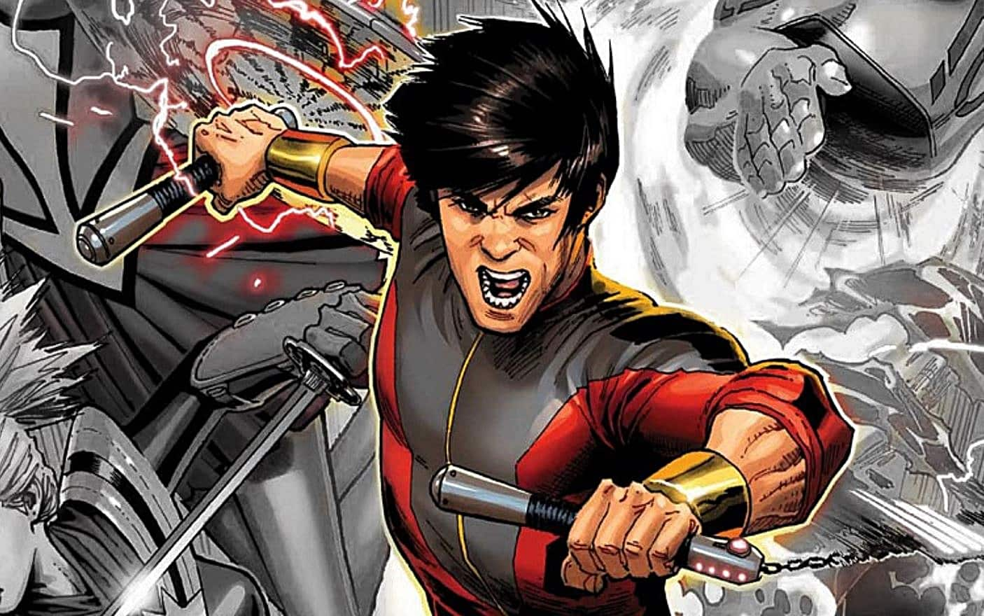 'Shang-Chi' Movie In Development From Marvel Studios