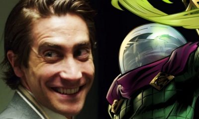 Spider-Man: Far From Home Mysterio Jake Gyllenhaal
