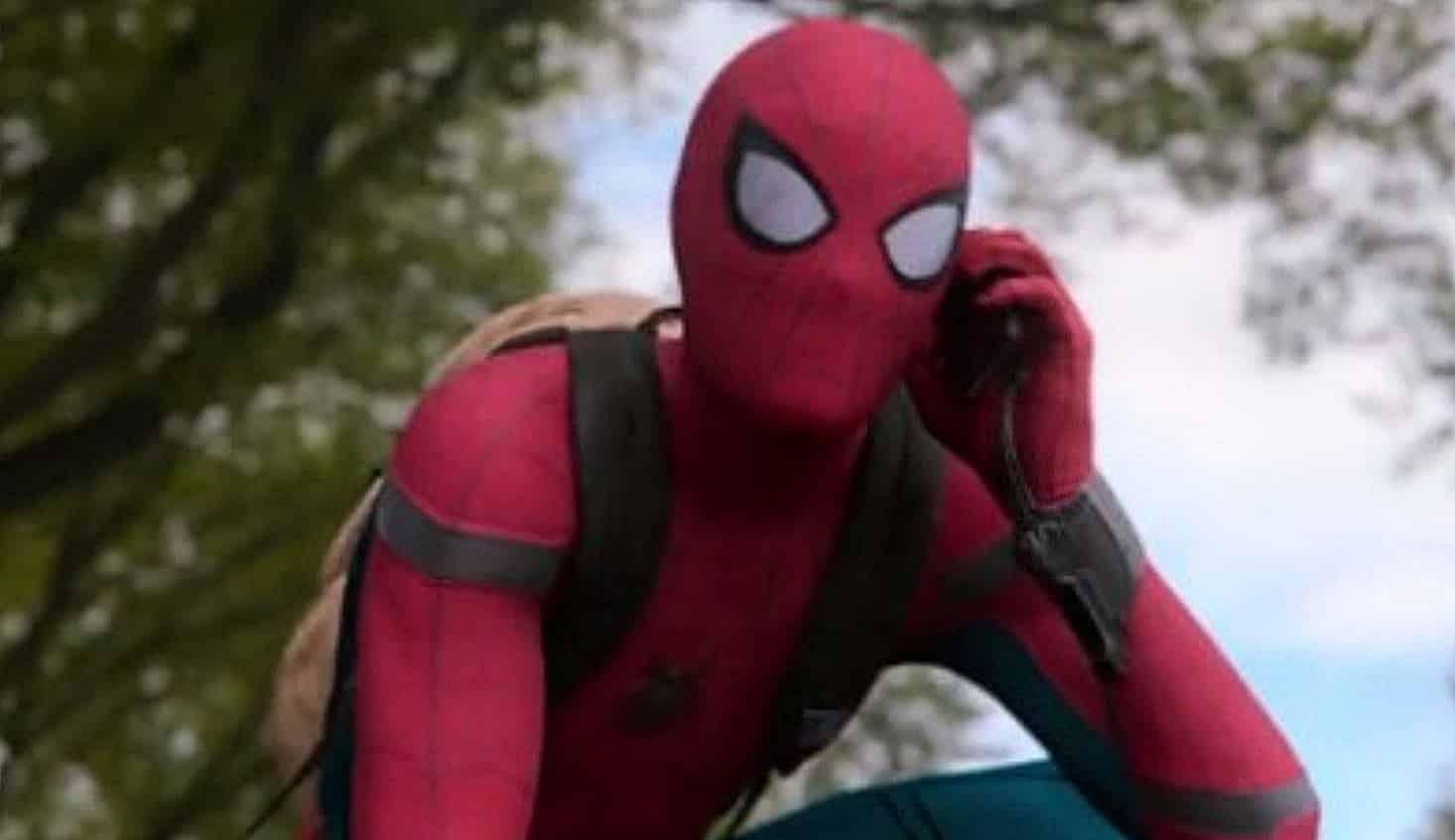 Spider-Man: Far From Home Trailer Rumor