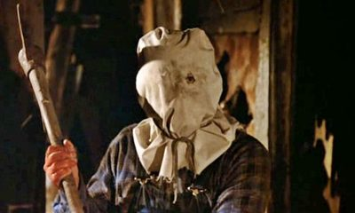 Steve Dash Friday the 13th Part 2 Jason Voorhees