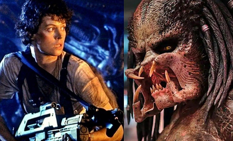 The Predator Alien Ellen Ripley